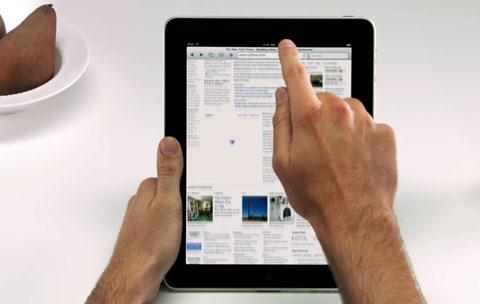 El iPad no reproduce Flash