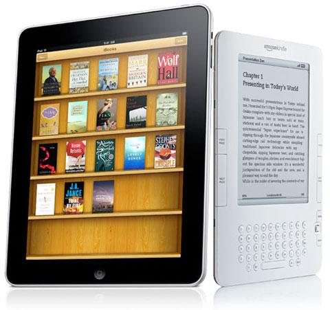 Kindle VS iPad