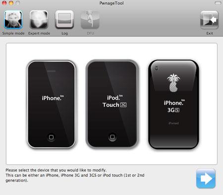 Disponible Pwnage Tool para el iPhone OS 3.1.3