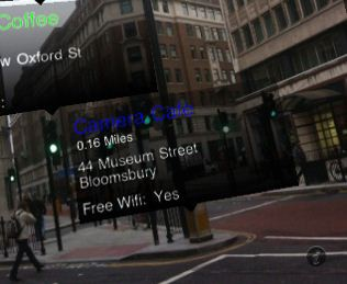 WorkSnug, encuentra redes Wi-Fi con Realidad Aumentada