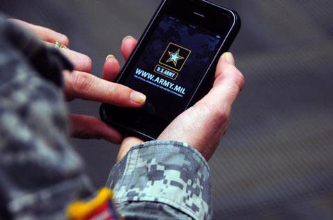 Ejército iPhone