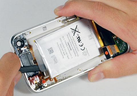 Baterias Apple