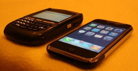 BB iPhone