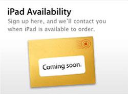 Disponibilidad-Ipad