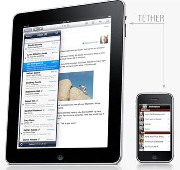 iPadiPhoneTethering