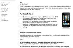 Apple empieza a vender iPhone sin contrato en EEUU