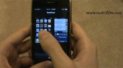 iPhone Multitarea