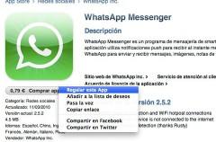 Ahora la AppStore permite regalar aplicaciones