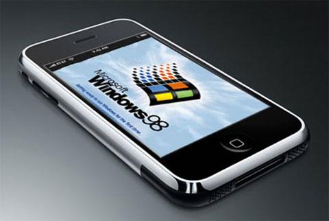 Windows iPhone
