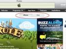 Apple divide la AppStore en dos