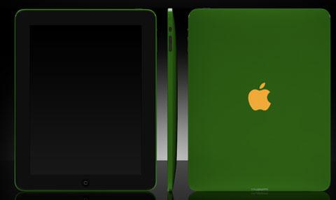 ColorWare iPad