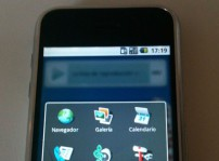 iPhone con Android