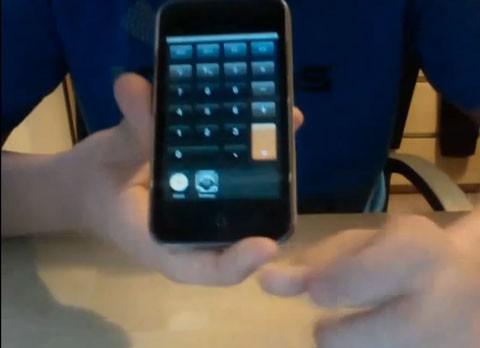 iPhone 3G Multitask