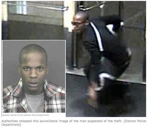 Ladrón iPad