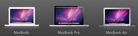 Este mes podríamos tener una gama renovada de MacBooks