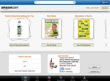 Amazon-Ipad