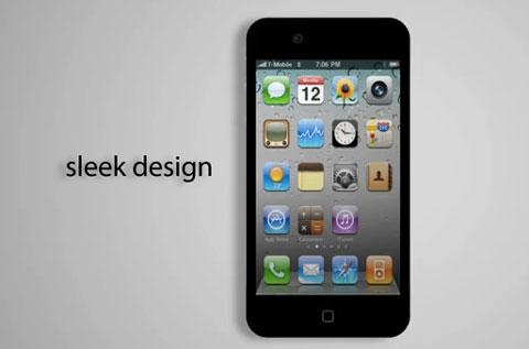 Anuncio iPhone 4G