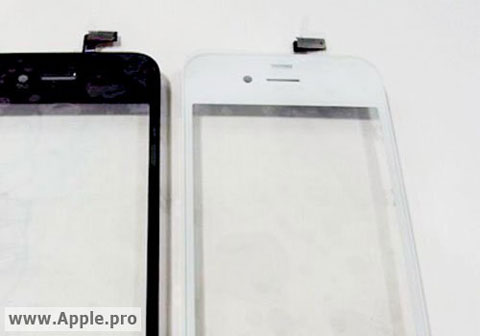 iPhone 4G blanco