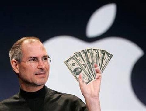 Steve Jobs Money