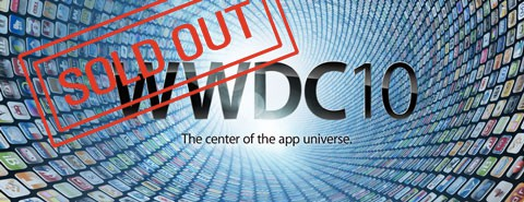 WWDC Sin entradas