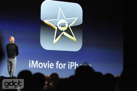 iMovie para iPhone