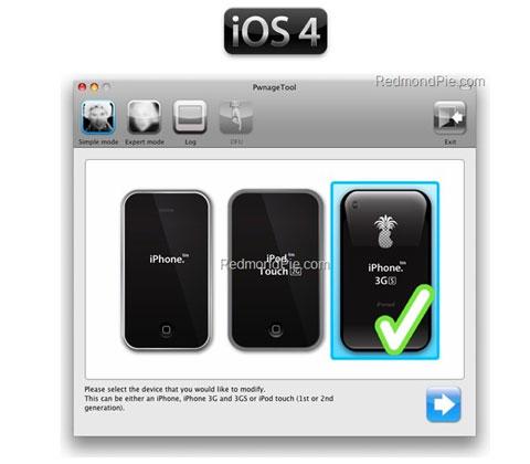jailbreak iOS4