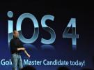 Apple cambia el nombre a iPhone OS, ahora se llaman iOS