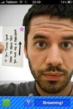iWebCamara: tu iPhone como cámara web