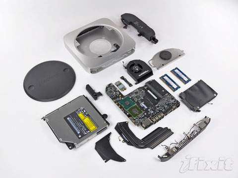 Mac Mini iFixit