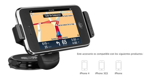 TomTom iPhone4