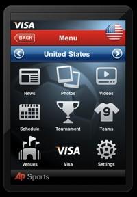 Sigue el Mundial Sudáfrica 2010 desde tu iPhone