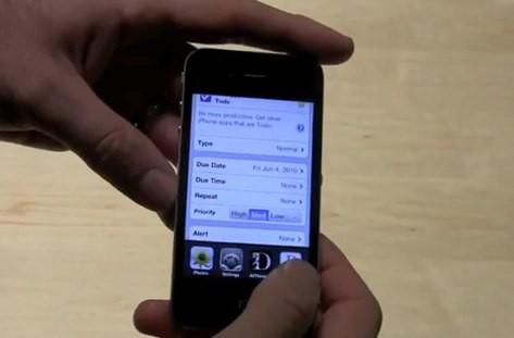 Video-Iphone-4