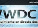 Seguimiento en directo de la WWDC 2010