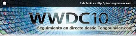 Seguimiento WWDC 2010