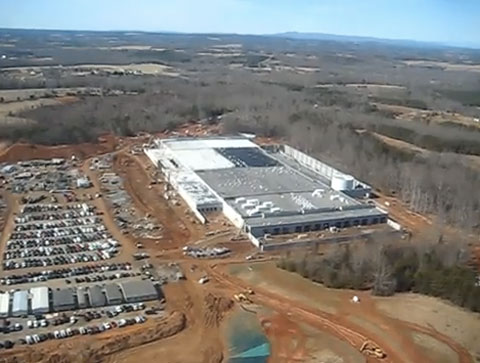 DataCenter Carolina del norte