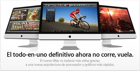 Nuevos iMacs late 2010