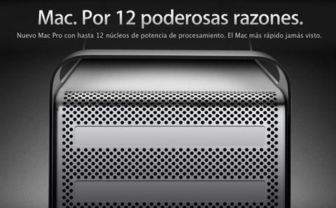 Mac Pro de 12 núcleos