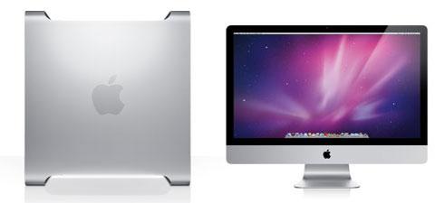 Mac Pro e iMac