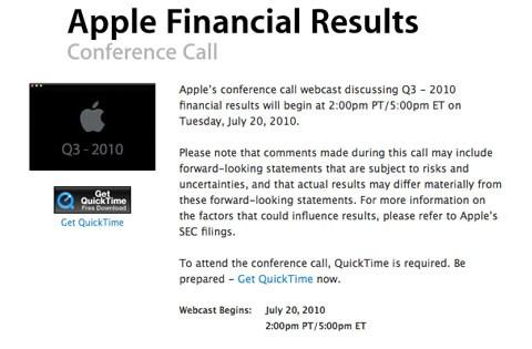 Resultados financieros q3