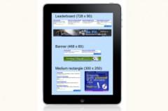 Los desarrolladores para iPad ya pueden incluir Google AdSense en sus apps