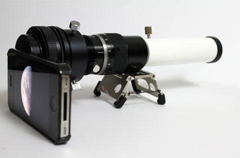 iPhone Telescopio