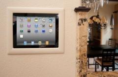 iPort: monta tu iPad en la pared y hazte dueño del mundo