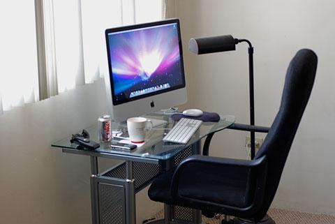 Mac en la oficina
