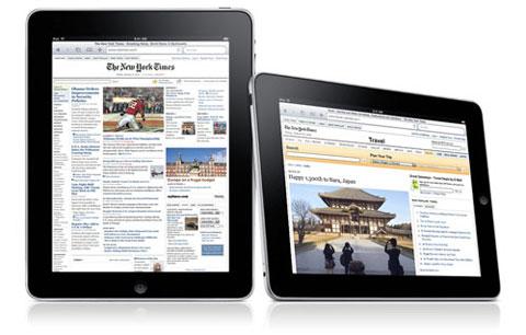 Periodico iPad