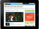 Vimeo se adapta al iPad e iPhone con HTML5