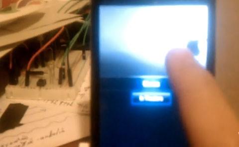 SO del AppleTV en un iPod Touch
