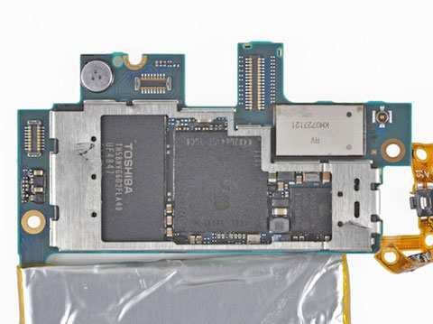 Memoria RAM iPod Touch 4G