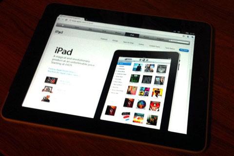 iPad Chromium