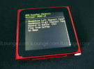 Accede al modo disco y menú de diagnóstico del iPod Nano 6G