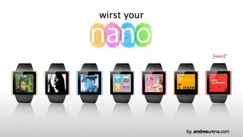 Nano Reloj